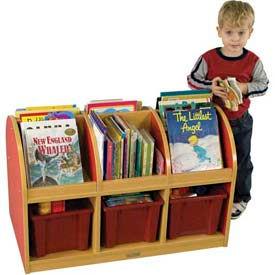 Kids Bookshelf Storage Units