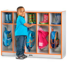 Laminated Preschool Lockers