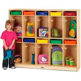 Jonti-Craft® Kid Take Home Center With Trays