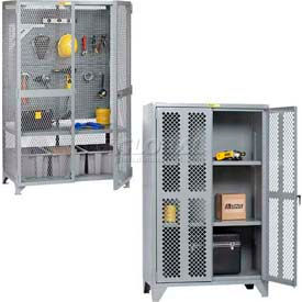 Little Giant® Welded Ventilated High Visibility Cabinets