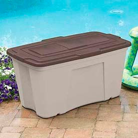 Suncast® Outdoor Wheel Bins