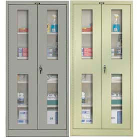 Hallowell Ventilated Door Storage Cabinets