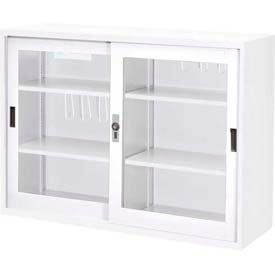 Shuter Digital Locker Clear Door Cabinets