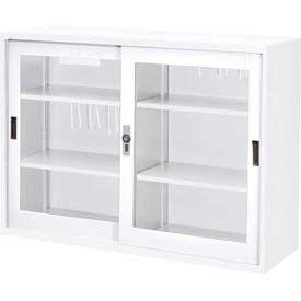 Shuter Digital Locker Clear Door Cabinets