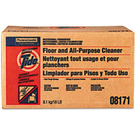 Tide® Floor And All-Purpose Cleaner, 18 lb. Box - 2363