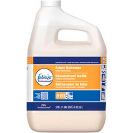 Febreze® Deep Penetrating Professional Fabric Refresher, 1 Gallon Bottle, 3/Case - PGC 33032