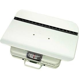 Health O Meter 386KGS-01 Tray Scale 25kg x 100g, Mechanical W/ 19-3/8 x 12-3/8 Tray