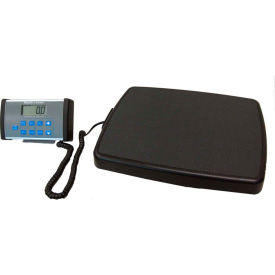 Health O Meter 498KL Digital Physician Scale 500 x 0.2lb/220 x 0.1kg W/ Remote Display