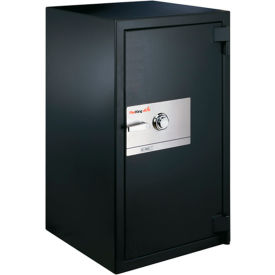 FireKing Burglary & Fire Resistant Safe JC3624-ZGRE 1-Hour Fire Rating 42-1/2x30-5/8x31-7/8 Graphite