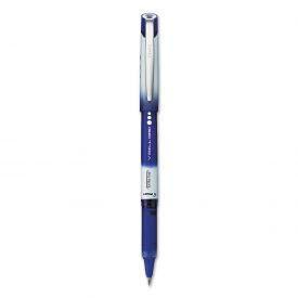Pilot VBallpoint Grip Liquid Ink Stick Roller Ball Pen, Blue Ink, 12/Pack