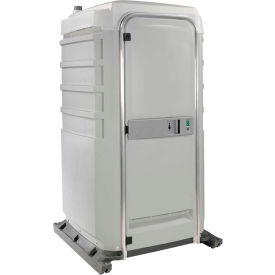 PolyJohn® Fleet™ Portable Restroom Lt Gray - FS3-1007