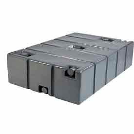 PolyJohn® 250 Gallon Holding Tank - HT01-0250