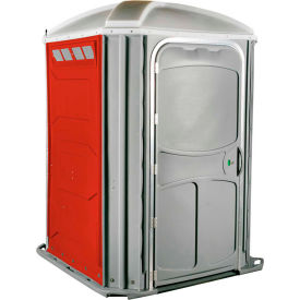 PolyJohn® Comfort XL™ Wheel Chair Accessible Portable Restroom Red - PH03-1013