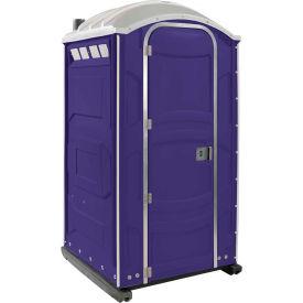 PolyJohn® PJN3™ Portable Restroom Purple - PJN3-1010