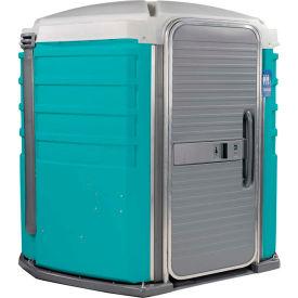 PolyJohn® We'll Care™ ADA Compliant Portable Restroom Aqua - SA1-1000