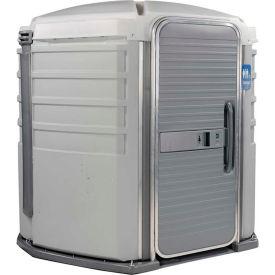 PolyJohn® We'll Care™ ADA Compliant Portable Restroom Lt Gray - SA1-1007