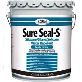 Sure Seal-S Siloxane Water Repellant RTU, 5 Gallon Pail 1/Case - CP-1536R