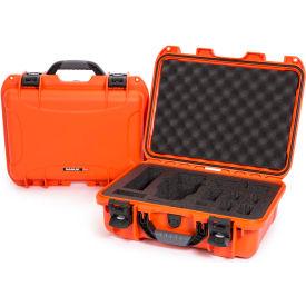 """Nanuk 920 Waterproof DJI MAVIC Hard Case 920-MAV3 w/ Foam 16-11/16""""L x 13-3/8""""W x 6-13/16""""H Orange"""