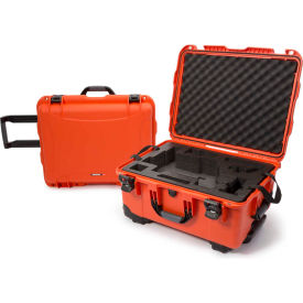 "Nanuk 950 Waterproof DJI Ronin-M Case 950-RON3 w/ Foam 22-13/16""L x 18-5/16""W x 11-11/16""H Orange"