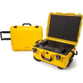 """Nanuk 950 Waterproof DJI Ronin-M Case 950-RON4 w/ Foam 22-13/16""""L x 18-5/16""""W x 11-11/16""""H Yellow"""