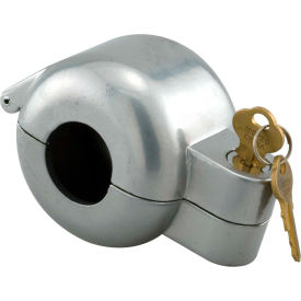 Primeline Products S 4180 Knob Lock-Out Device, Ka, Gray Painted Diecast