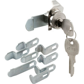 Prime-Line® Mail Box Lock, 9 Cams, 5 Pin, National Keyway, S 4531