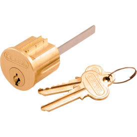 Primeline Products SE 70007 Brass Key Lock Cylinder - Boxed