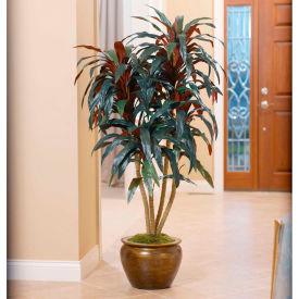 OfficeScapesDirect 4.5' Dracaena Silk Plant