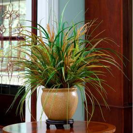 OfficeScapesDirect Mixed Grass Centerpiece Silk Plant