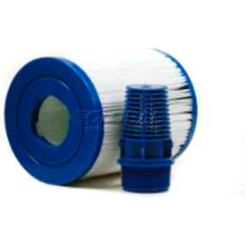 Pleatco Replacement Cartridge For Saratoga Spas, 1-1/2 Male Pipe Thread