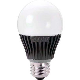 Philips 409938 8A19/END/2700 DIMMABLE 6/1 8W Color Warm Light Endura LED