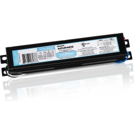 Philips Advance ICN2P60N Electronic Ballast W/Instant Start, 75 Watts, .88 Ballast Factor