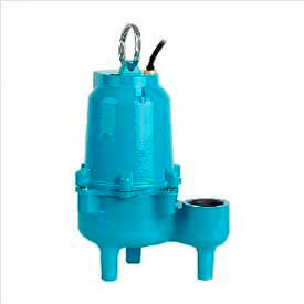 Little Giant 511461 ES50M1-20 Submersible Sewage Pump - 115V- 120 GPM At 5'