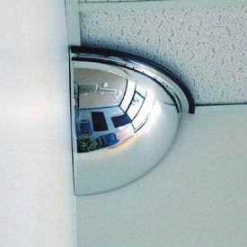 "18"" Quarter Dome Acrylic Mirrors"