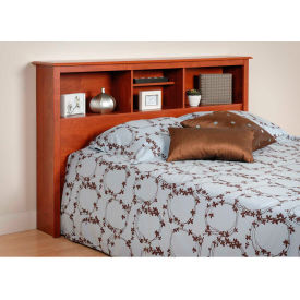Prepac Manufacturing Cherry Full / Queen Bookcase Headboard