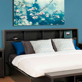 Prepac Manufacturing District King Headboard