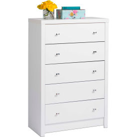 Prepac Manufacturing Calla 5-Drawer Chest