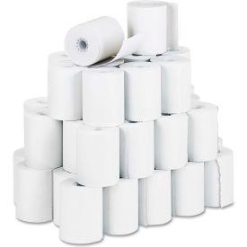 "PM Company® Recycled Receipt Rolls 02682, 3-1/4"" x 150', White, 50 Rolls/Carton"