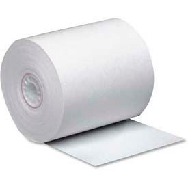 "PM® Thermal Register Cash Roll, 3-1/8"" x 200', White, 50 Roll/Carton"
