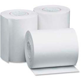 "PM® Perfection Thermal Calculator/Receipt Rolls, 2-1/4"" x 85', White, 3 Rolls/Pack"
