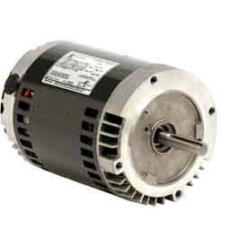 US Motors 1237, Direct Drive Fan & Blower, 1/2 / 1/6 HP, 1-Phase, 1725/1140 RPM Motor
