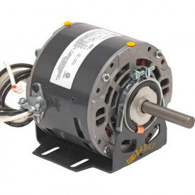 US Motors 1468P, Shaded Pole 21/29 Frame Replacement, 1/20 HP, 1-Phase, 1550 RPM Motor