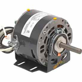 US Motors 1469, Shaded Pole 21/29 Frame Replacement, 1/15 HP, 1-Phase, 1550 RPM Motor