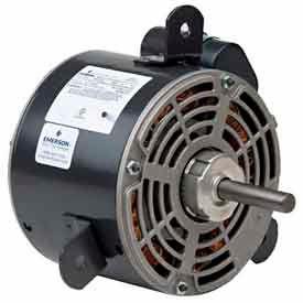 US Motors 1645, PSC, Refrigeration Condenser Fan Motor, 1/6 HP, 1-Phase, 1550 RPM Motor