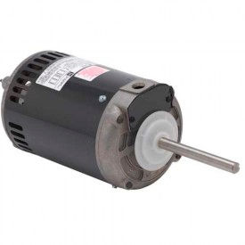 US Motors 1819V, Condenser Fan, 1 1/2 HP, 3-Phase, 1140 RPM Motor