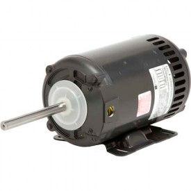 US Motors 1821H, Condenser Fan, 1 1/2 HP, 3-Phase, 1140 RPM Motor
