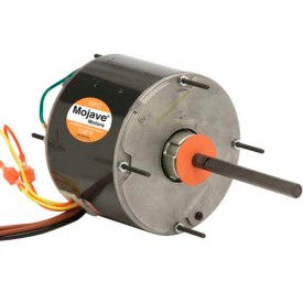 US Motors 1859H, Condenser Fan, 1/6 HP, 1-Phase, 1075 RPM Motor