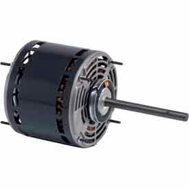 US Motors 1864, PSC, Direct Drive Fan, 1/3 HP, 1-Phase, 1075 RPM Motor