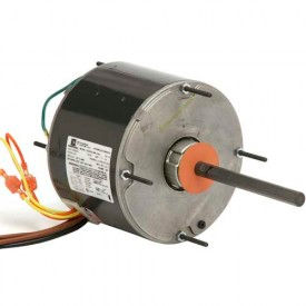 US Motors 1876, Condenser Fan, 1/4 HP, 1-Phase, 1075 RPM Motor by