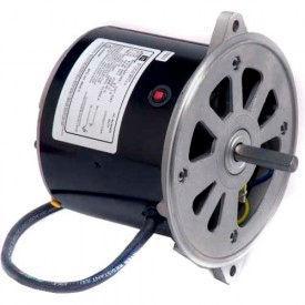 US Motors 2097, OEM Oil Burner Rplacement, 1/8 HP, 1-Phase, 3450 RPM Motor